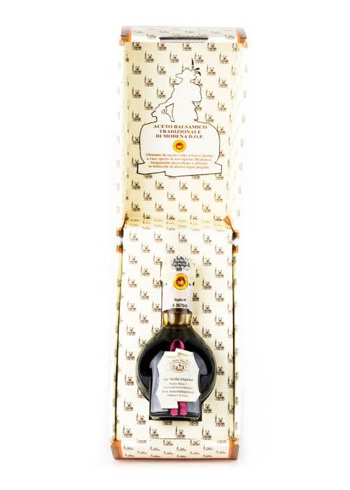 Aceto Balsamico Tradizionale di Modena D.O.P.,gekochter Traubenmost
